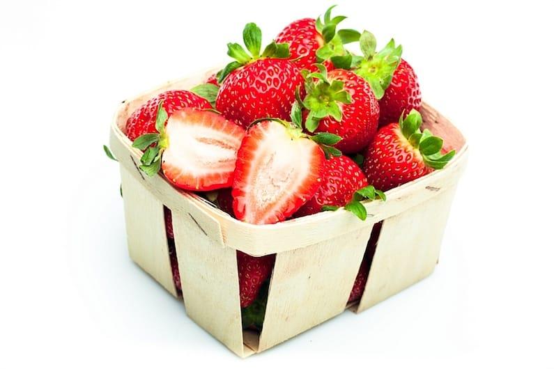 Prevenzione: Fragole e mirtilli contro l'infarto?