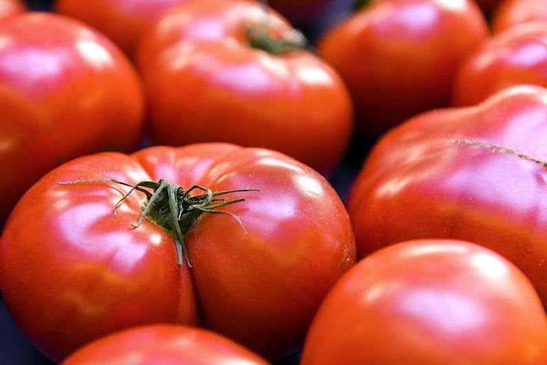 Niente ictus con i pomodori.