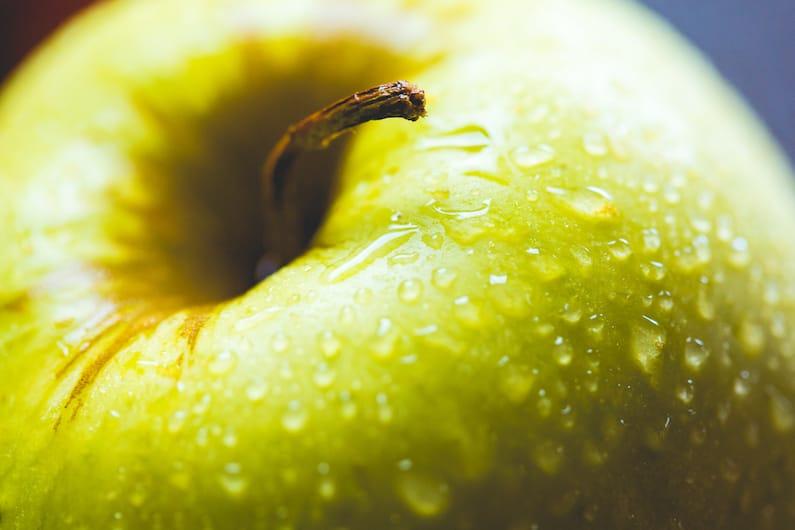 Gli estratti di mela proteggono il colon