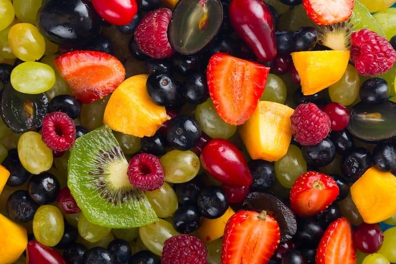 Istituto Agroter: aumentando Frutta e verdura 20.000 morti in meno.