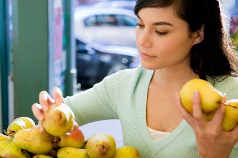 Etossichina | Frutta tossica | Pere dalla Spagna.