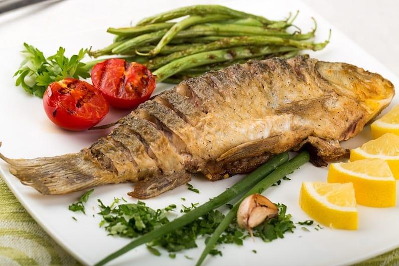 Il pesce fa bene al cuore