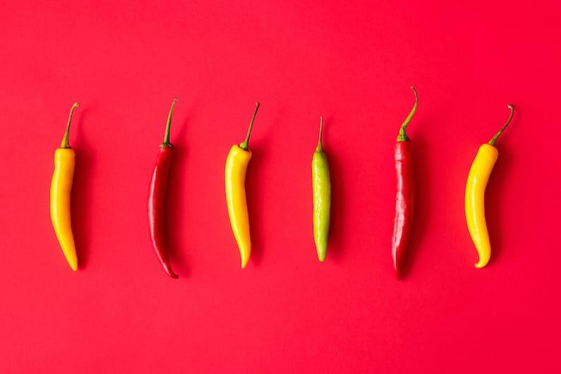 5 alimenti che accelerano, moderatamente, il metabolismo