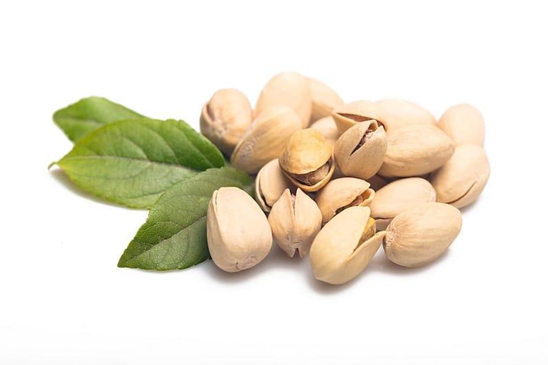 Pistacchi e colesterolo alto: i benefici in un nuovo studio